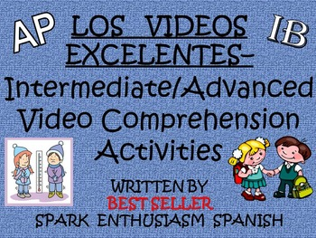 Excellent Video Warm-Up Activities for Intermediate and Advanced Spanish Classes
