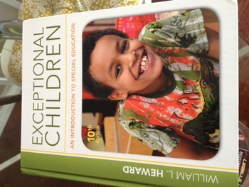 Exceptional Children: An introduction into Special Education