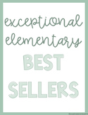 Exceptional Elementary Best Sellers