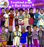 Exceptional people in Black History- Authors