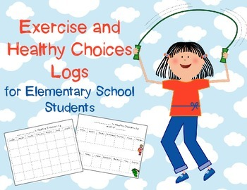 Excercise and Healthy Eating Logs