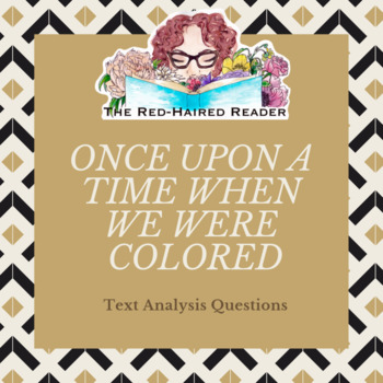 Excerpt From Once Upon A Time When We Were Colored By Clifton L