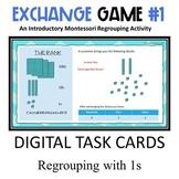 Exchange Game Level 1  |   Regrouping Task Cards | Google