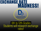 Exchange Rate Madness!!!