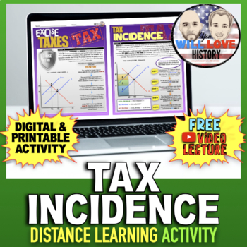 Excise Taxes and Tax Incidence Activity