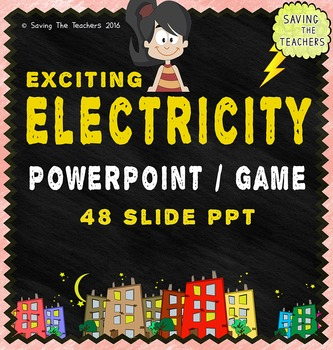 Exciting Electricity PowerPoint