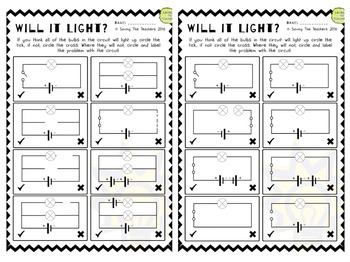 Exciting Electricity Worksheets and Activities