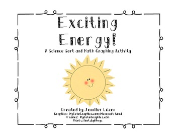 Exciting Energy: A Science Sort and Math Graphing Activity