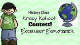 Exciting Explorers Kahoot Challenge