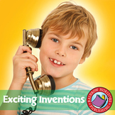 Exciting Inventions Gr. 4-8