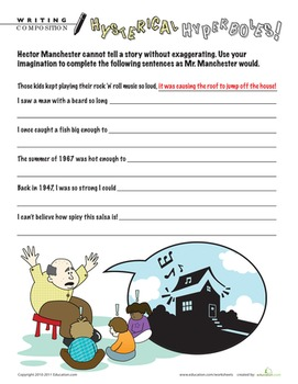 Exciting Writing Prompts Workbook