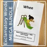 Exclamatory Word Books MEGA Bundle