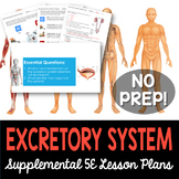 Excretory System - Supplemental Lesson - No Lab