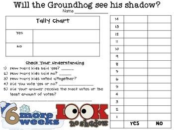 Excuse Me, Mr. Groundhog {a mini-unit)