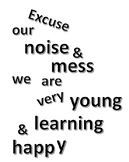 Excuse our Noise and Mess