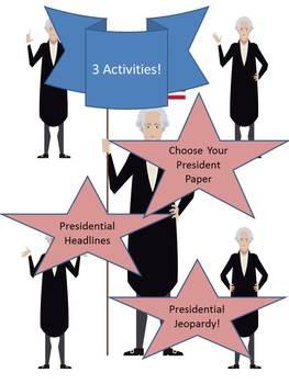 Executive Branch Activities: 7 in 1!