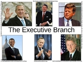 Executive Branch: An Visual Overview PowerPoint