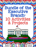 Executive Branch Bundle - President Donald Trump