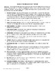 Executive Branch Key Terms, AMERICAN GOVERNMENT LESSON 59 of 105, Activity+Quiz