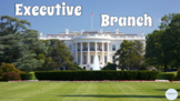 Executive Branch Powerpoint INTERACTIVE!!!!