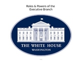 Executive Branch Roles and Powers PPT (Virginia Civics SOL CE.6d)