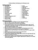 Executive Branch Study Guide