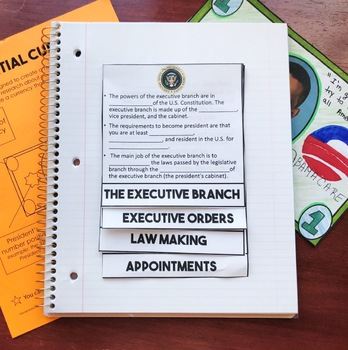 Executive Branch Unit :Processes, Powers, and a President's Currency Project!