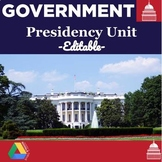 Executive Branch Unit | Branches of Government
