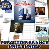Executive Branch Unit (Government) *Unit Bundle*