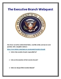 Executive Branch Webquest (With Answer Key!)