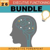 Executive Functioning MEGA Bundle (16 Interactive PowerPoints & Extras!)
