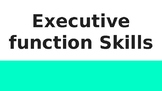 Executive Function PowerPoint