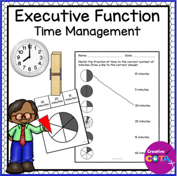 Executive Function: Time Management