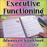 Executive Functioning Skills Workbook | Distance Learning