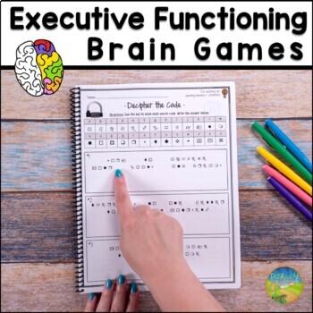 Executive Functioning Brain Games