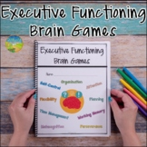 Executive Functioning Skills Brain Games - Distance Learning