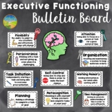 Executive Functioning Skills Bulletin Board & Posters | Cl