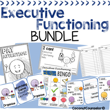 Executive Functioning Bundle