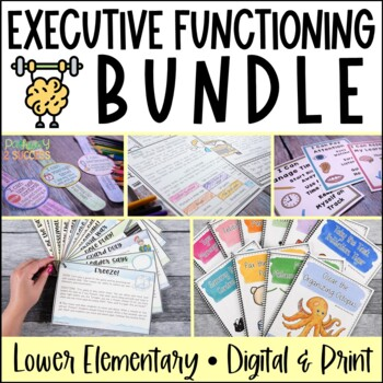 Executive Functioning Bundle for Little Learners
