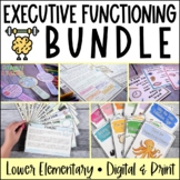 Executive Functioning Skills Elementary Bundle with Lesson