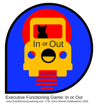 Executive Functioning Cards Games Bundle