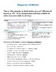 Executive Functioning Deficits - Accommodations