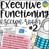 Executive Functioning Escape Room 2