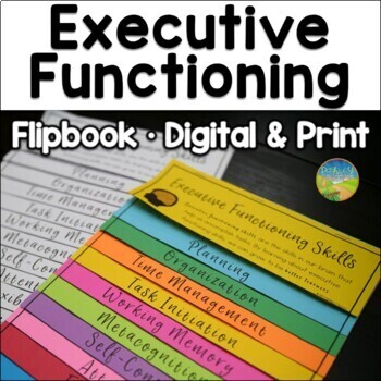 Executive Functioning Flip Book