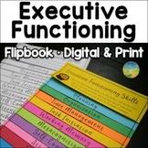 Executive Functioning Flip Book - Digital & Print Activities