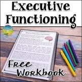 Executive Functioning Workbook Free Version