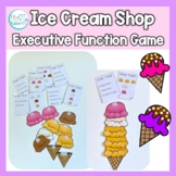 Executive Functioning Game: Ice cream Shop