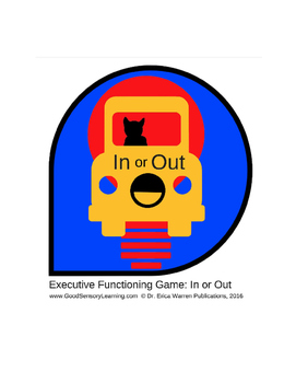 Executive Functioning Game: In or Out