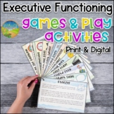 Executive Functioning Games and Play Activities