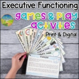 Executive Functioning Skills Games and Play Activities   D